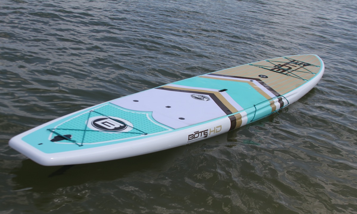 best non inflatable sup bote hd lowrider
