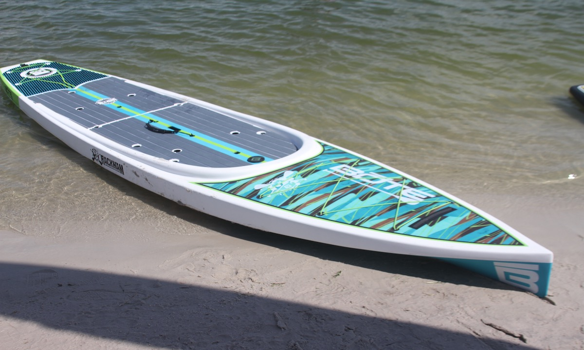 best non inflatable sup bote rackham