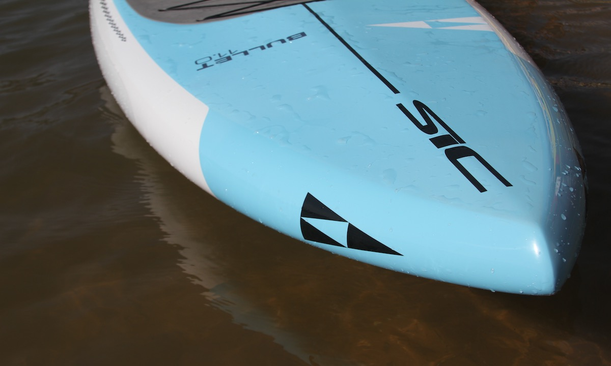 best non inflatable sup sicmaui bullet