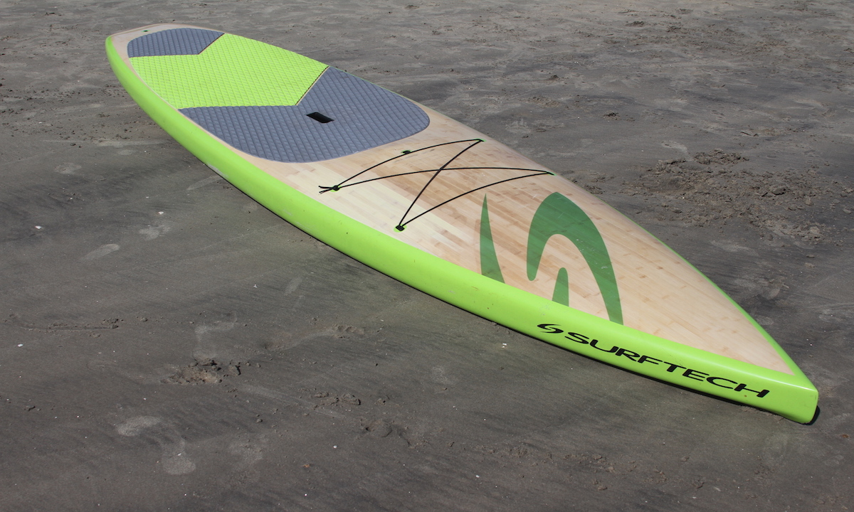 best non inflatable sup surftech sport touring