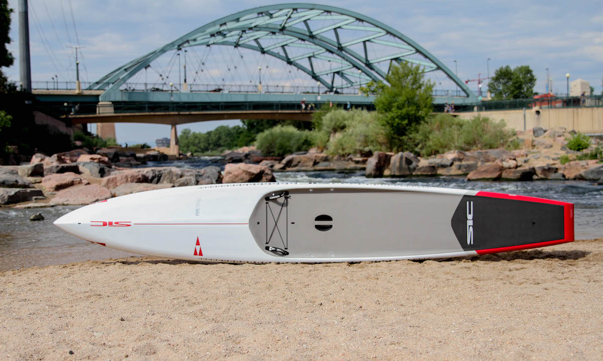 best non inflatable standup paddle board 2019 sic maui rs 1