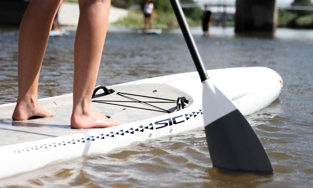 best non inflatable standup paddle board 2019 sic maui rs 3