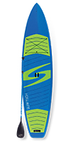 best non inflatable standup paddle board 2019 surftech promenade