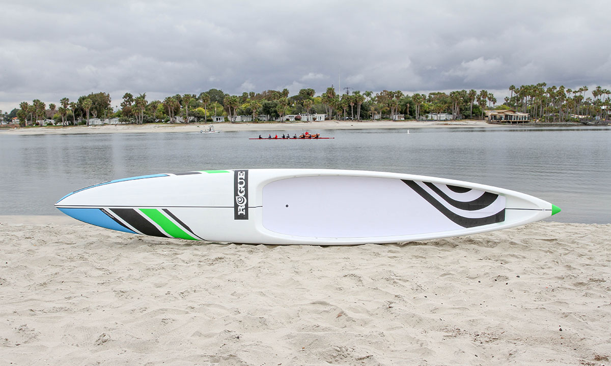 best composite standup paddle board 2020 rogue jackpot 1