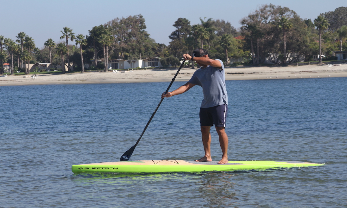 best paddle boards 2017 surftech sport touring escape gallery