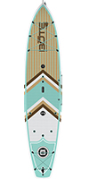 best touring stand up paddle board bote hd lowrider core