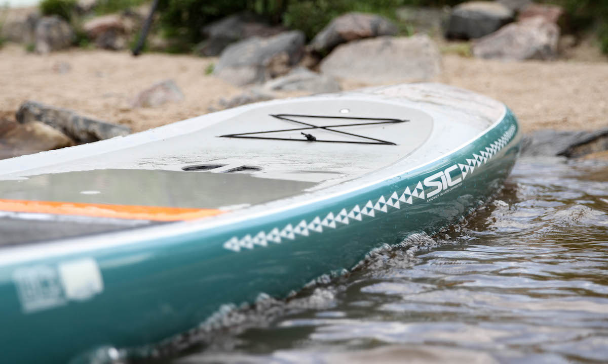 best touring standup paddle board 2019 sic maui okeanos 3