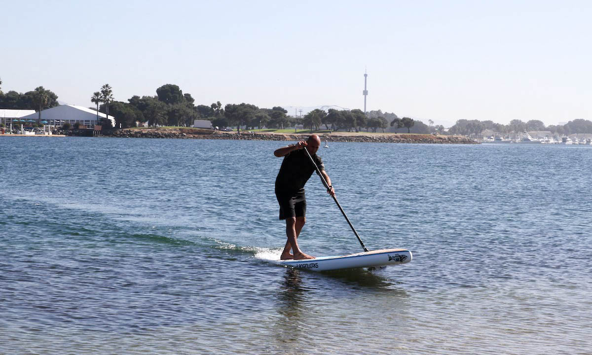 Boardworks Chinook Paddle Board Review 2018