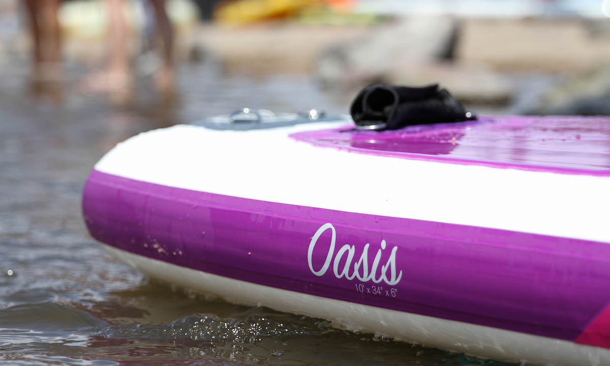 Body Glove Oasis Paddle Board Review 2019