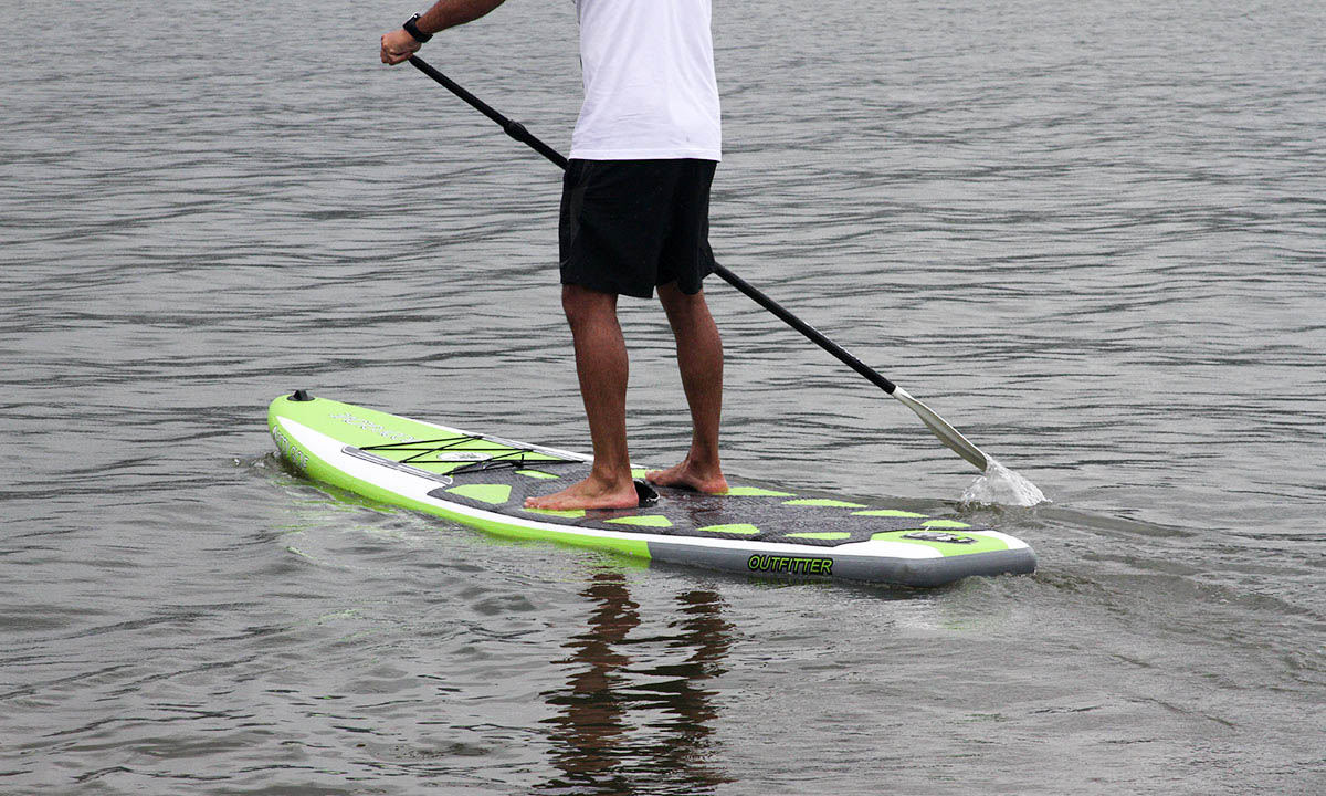 Body Glove Outfitter Paddle Board Review 2018