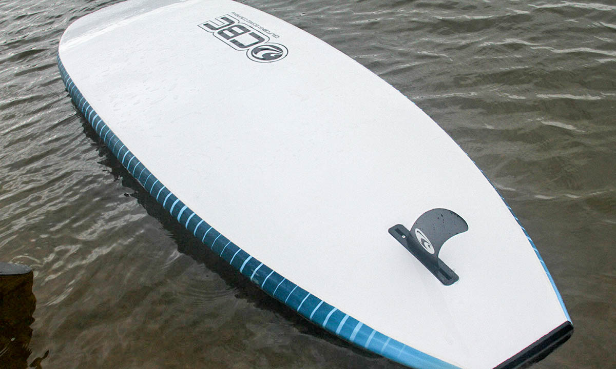 CA Board Company Ranger Paddle Board Review 2018