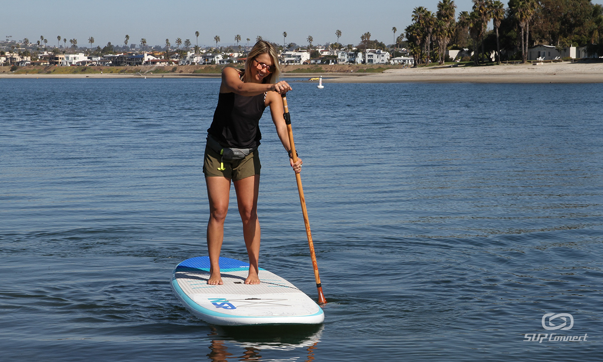 NSP Cruiser HIT Standup Paddle Board Review 2021