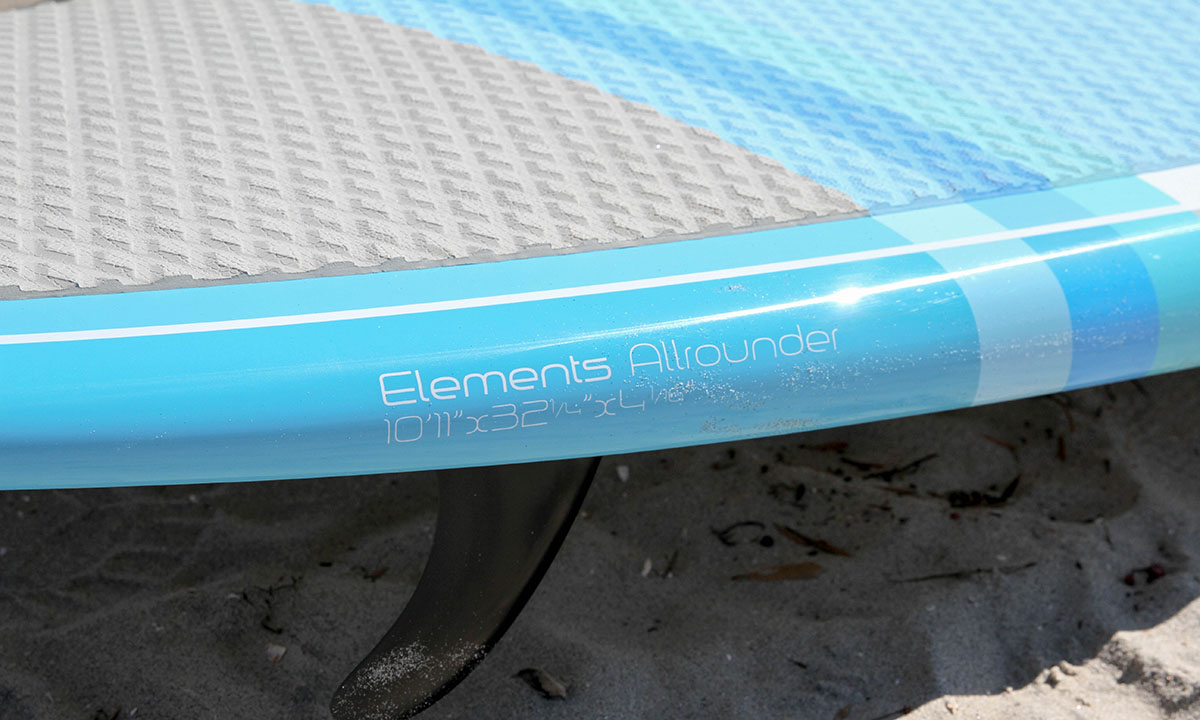 NSP Elements Allrounder Review 2019