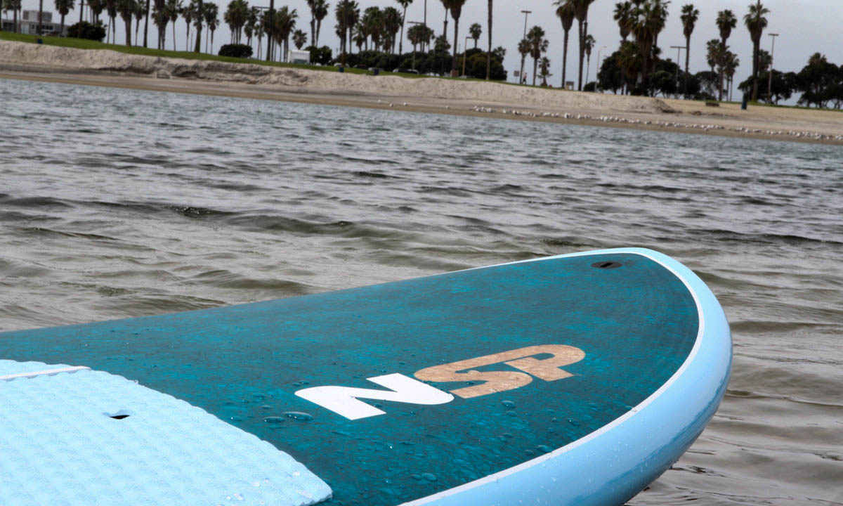 NSP Cocomat Allrounder Paddle Board Review 2018