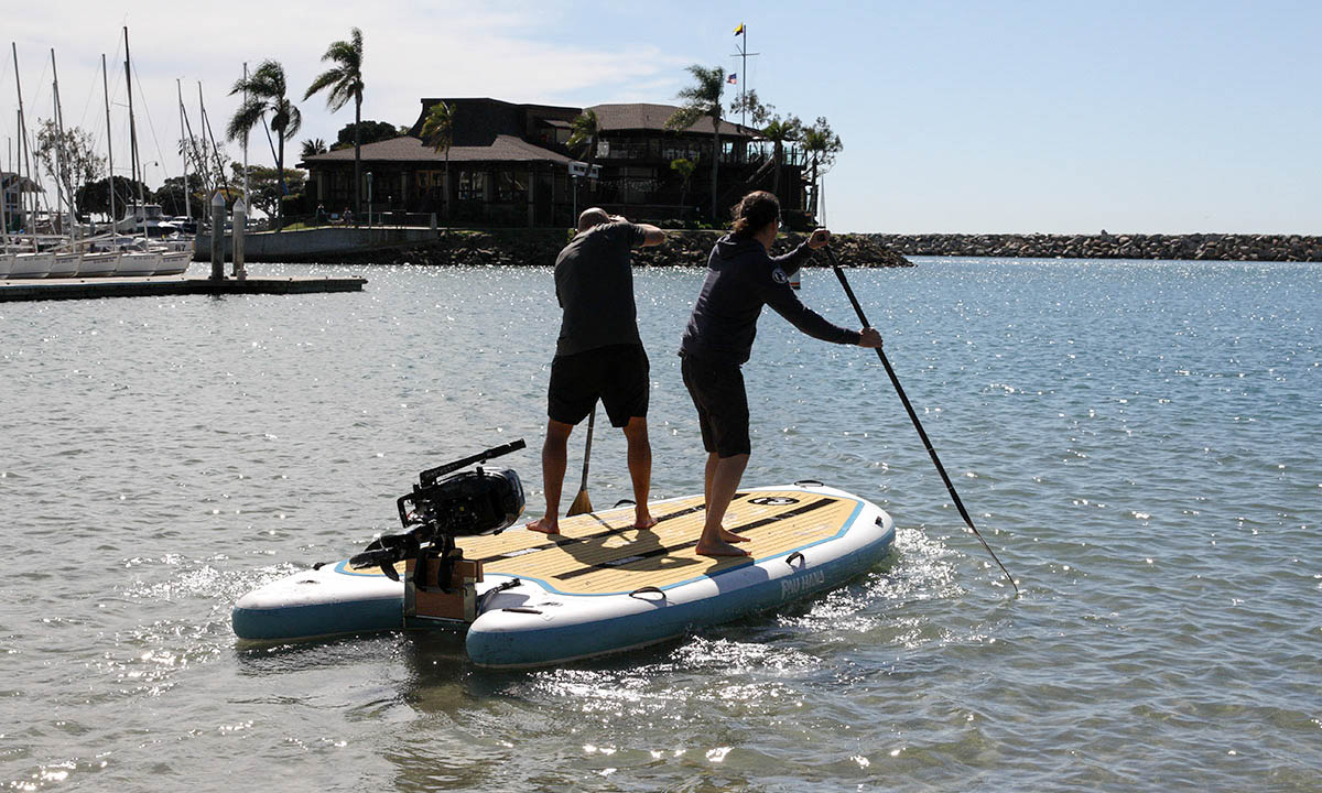 Pau Hana Bimini Paddle Board Review 2018