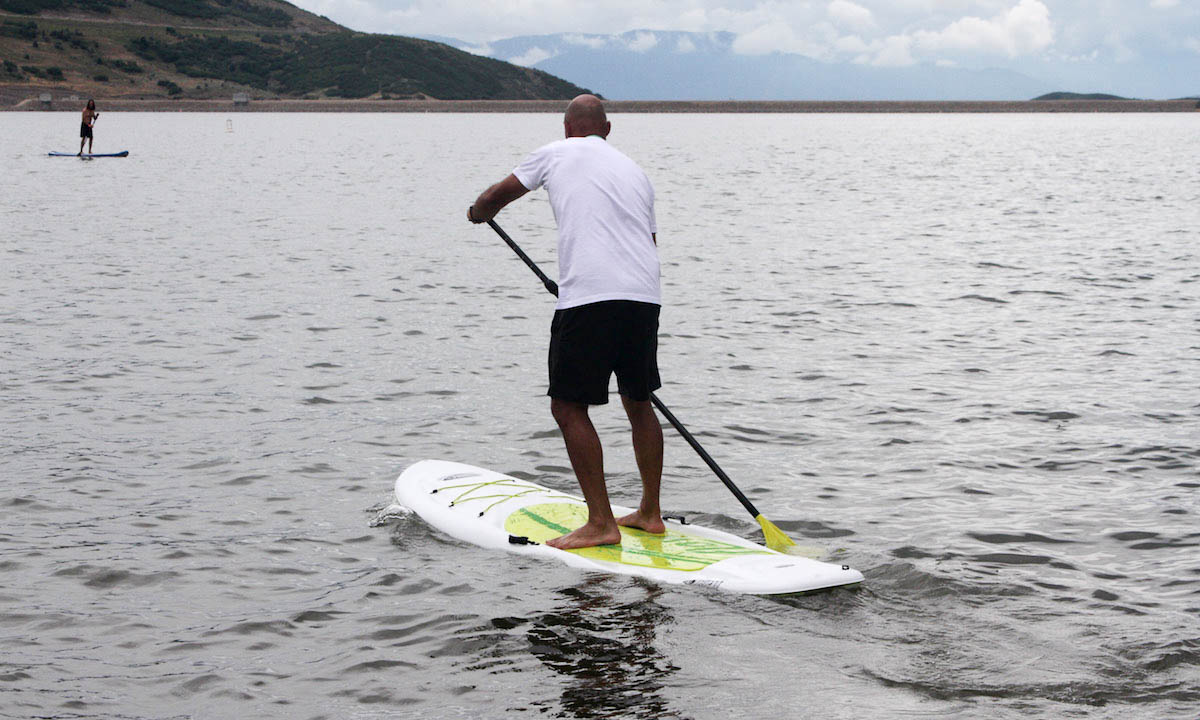 Pelican Flow Paddle Board Review 2018