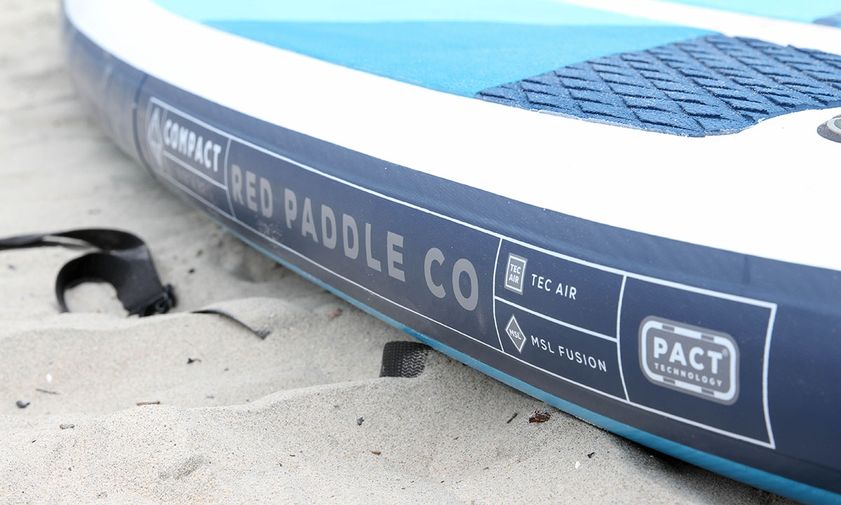 Red Paddle Co Compact Review 2019