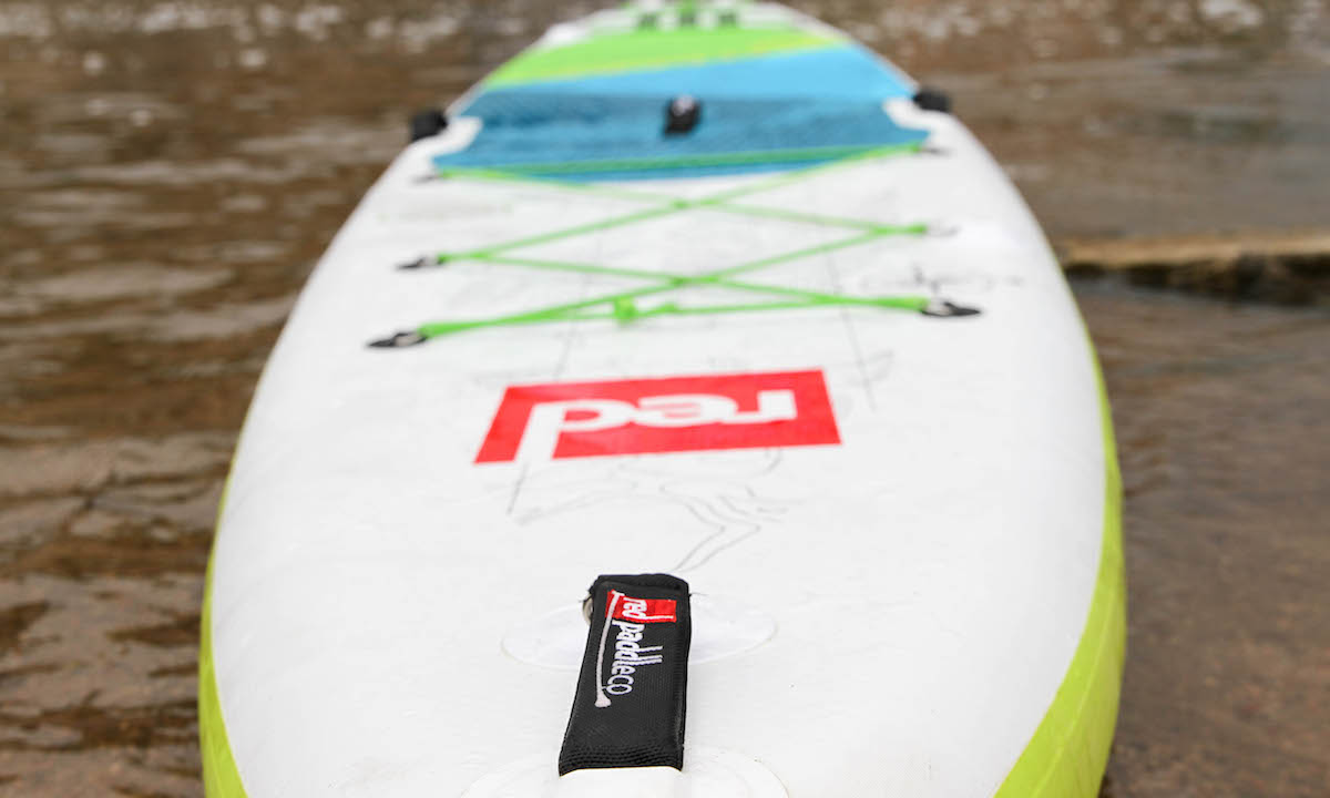 Red Paddle Co Voyager Paddle Board Review 2019
