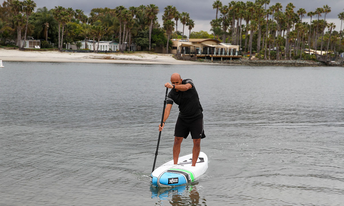 Rogue Parlay Paddle Board Review 2020