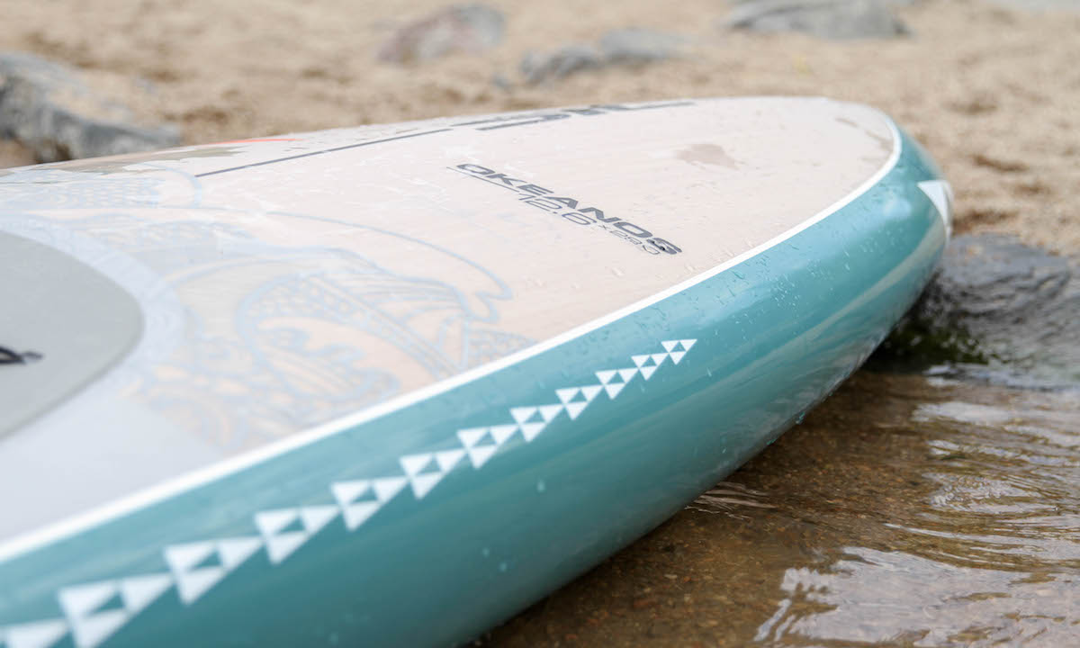 SIC Maui Okeanos Paddle Board Review 2019