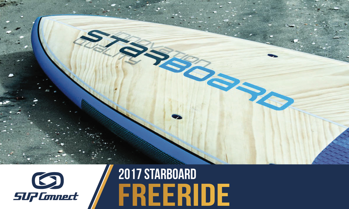 starboard freeride reviews 2017
