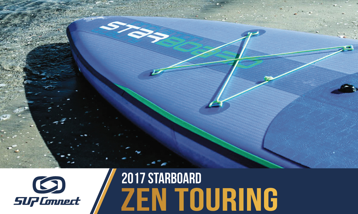 starboard zen touring reviews 2017