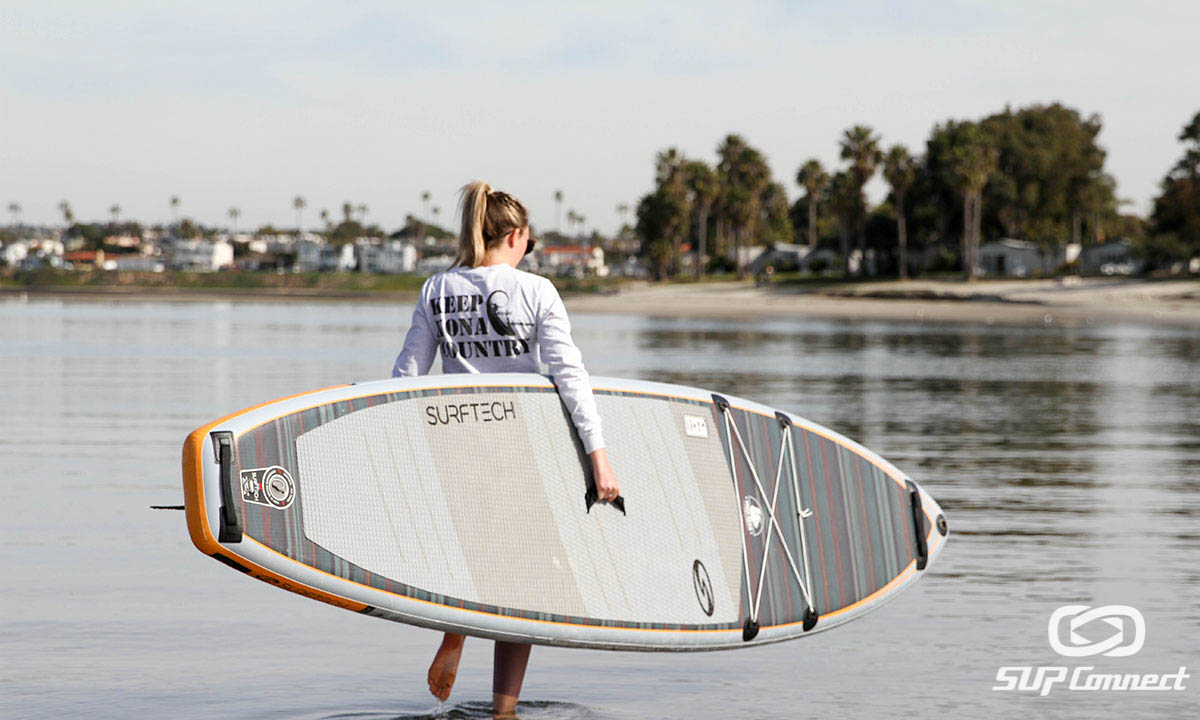 Surftech High Seas Paddle Board Review 2020
