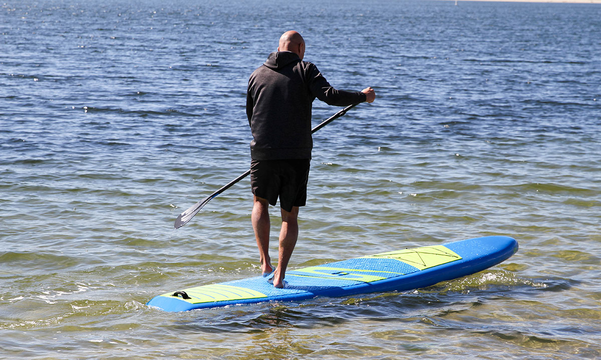 Surftech Promenade Paddle Board Review 2019