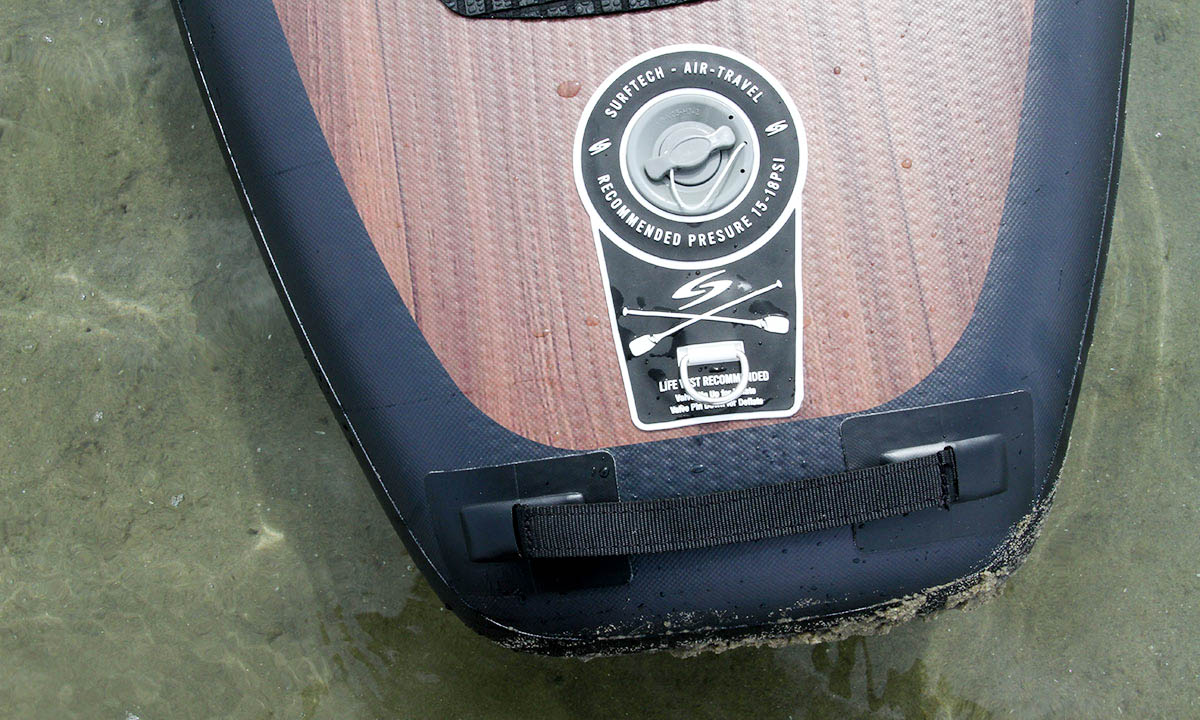 Surftech Runabout Paddle Board Review 2018