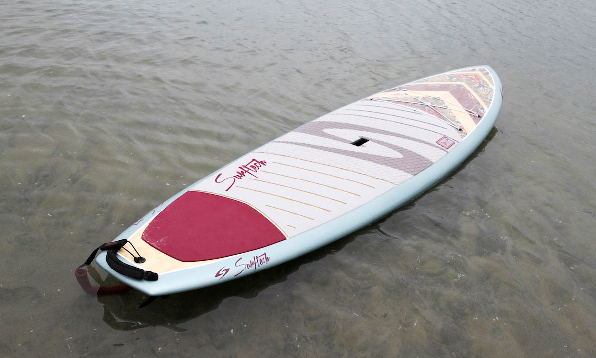 Surftech Aleka Paddle Board Review 2018