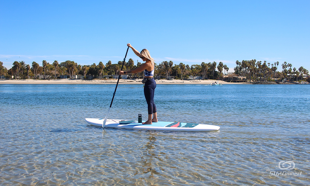 Tahe Beach Cross Paddle Board Review 2021
