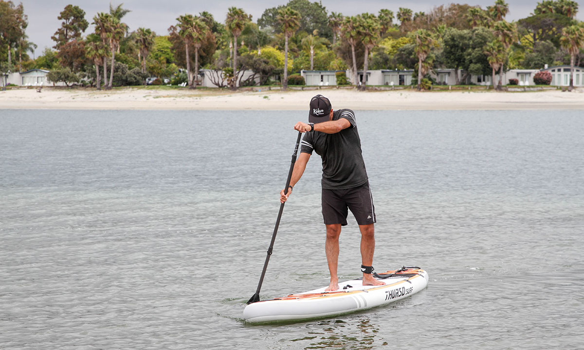 Thurso Surf Waterwalker Paddle Board Review 2020