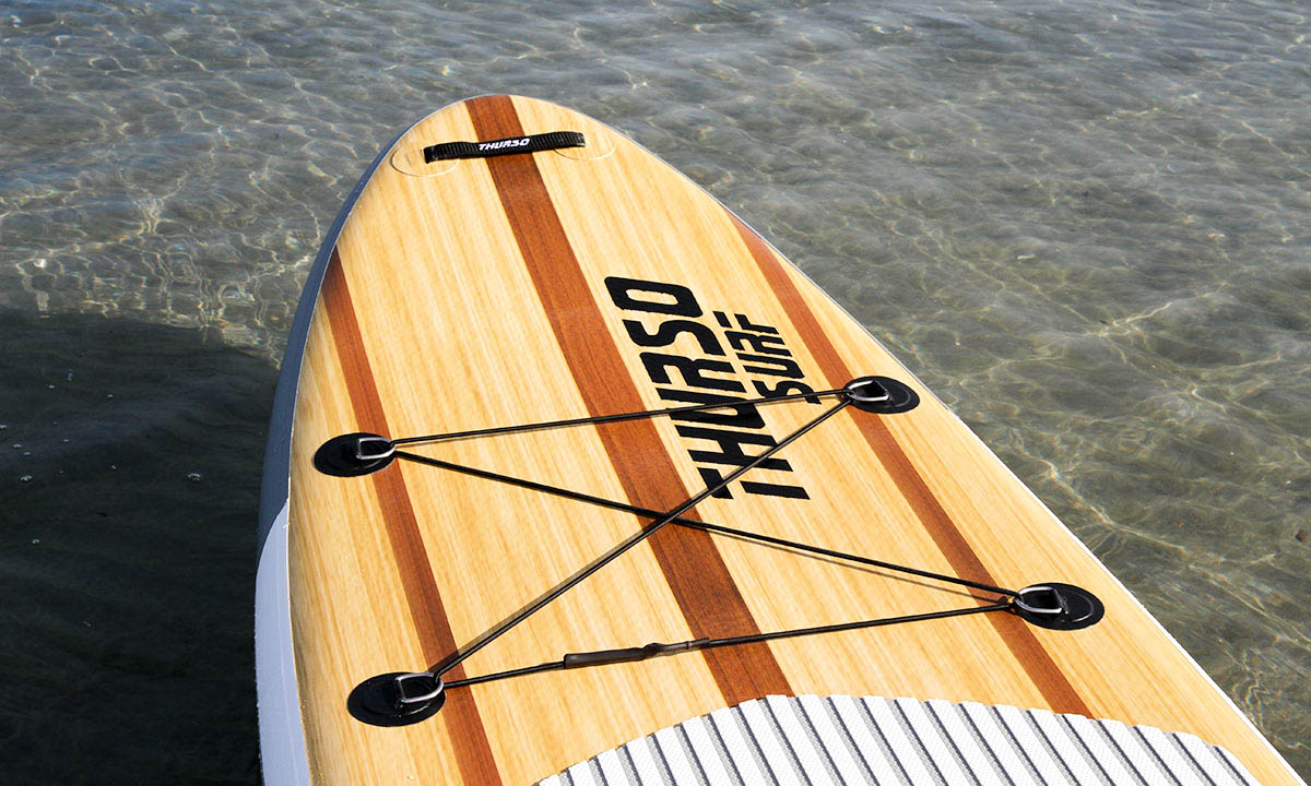 Thurso Surf Waterwalker Paddle Board Review 2018