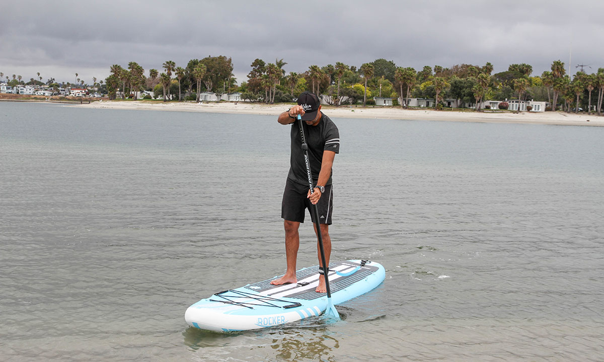 iRocker All Around Paddle Board Review 2019