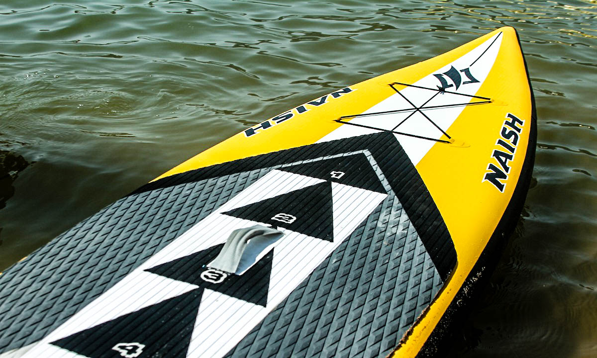 naish one inflatable reviews