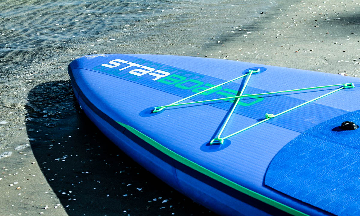 starboard zen touring reviews