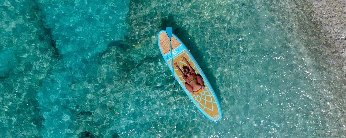 paddle board for women boga