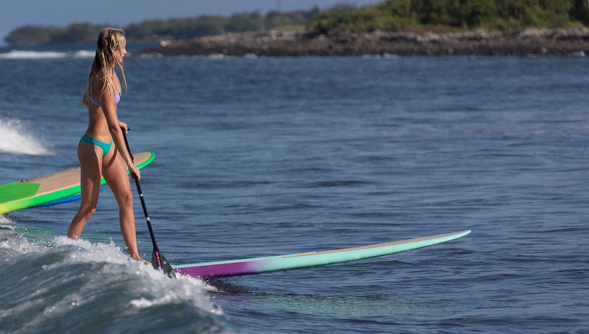 paddle board for women naish