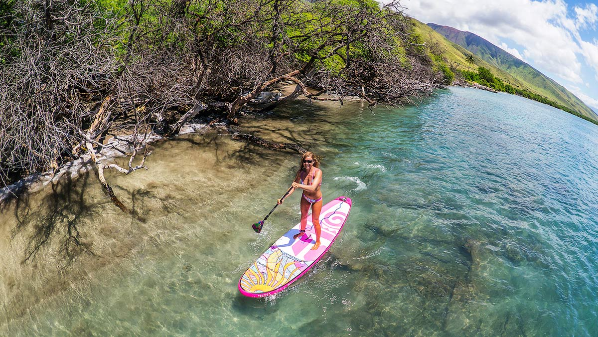 paddle board for women starboard