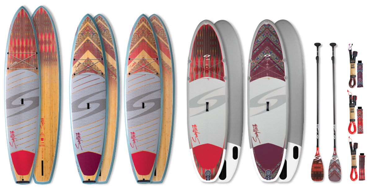 paddle board for women surftech