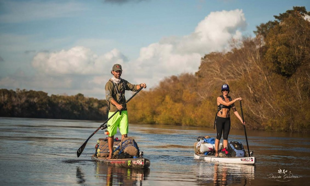 apalachicola river sup expedition 1
