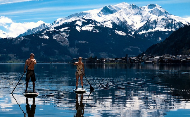 sup-zell-am-see