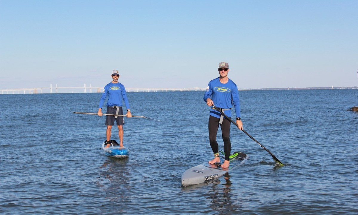 bay paddle charity expedition 2
