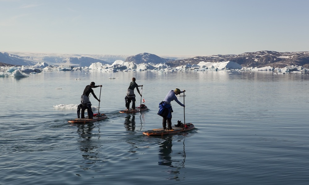 paddle boarding greenland 02