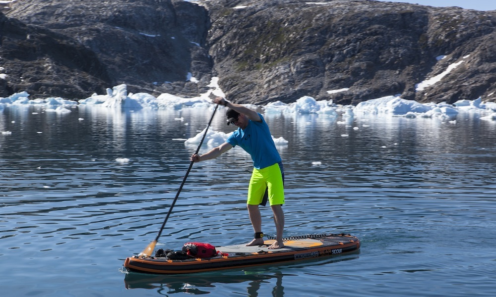 paddle boarding greenland 3