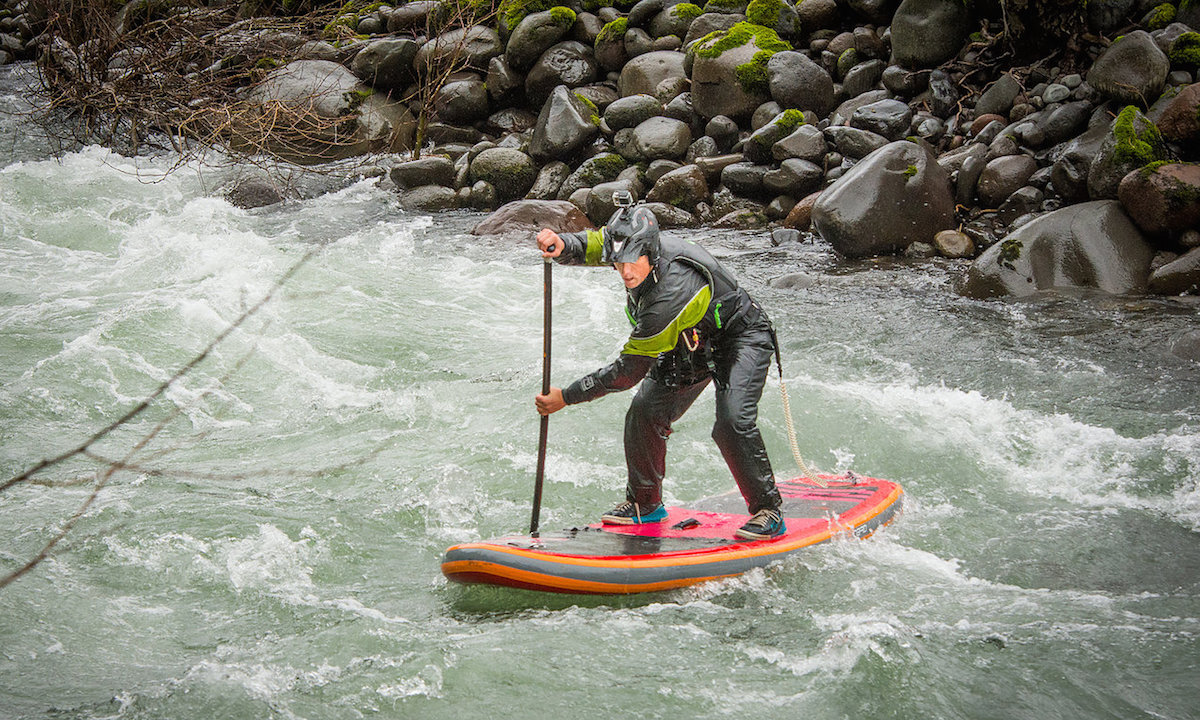 hood river whitewater sup paul clark 1