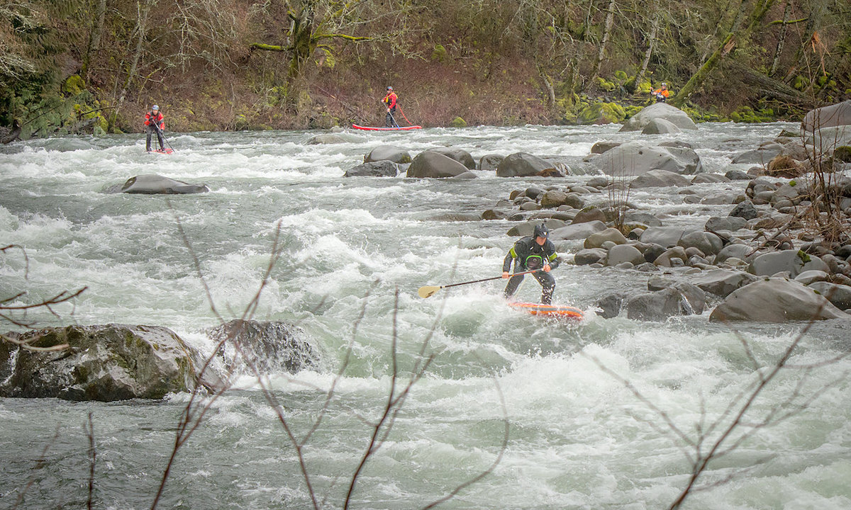 hood river whitewater sup paul clark 2
