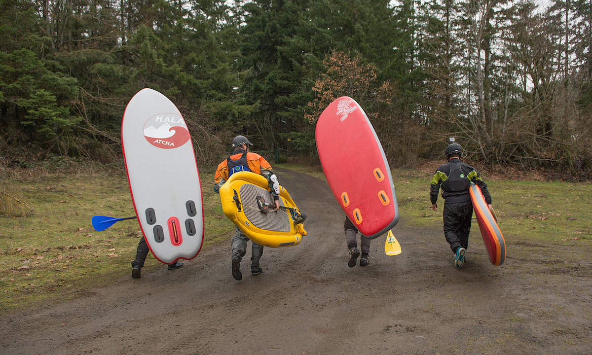 hood river whitewater sup paul clark 4