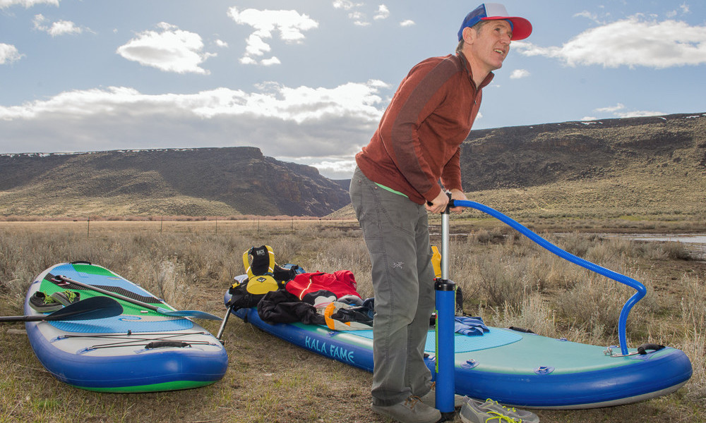 owyhee river sup expedition paul clark gear 1 cover