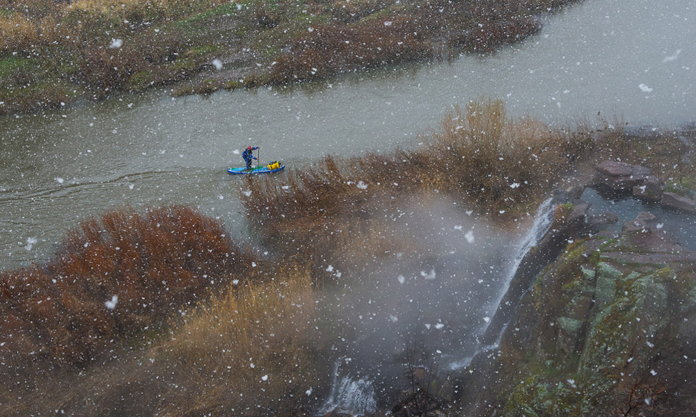 owyhee river sup expedition paul clark